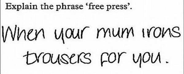 Explain Free Press