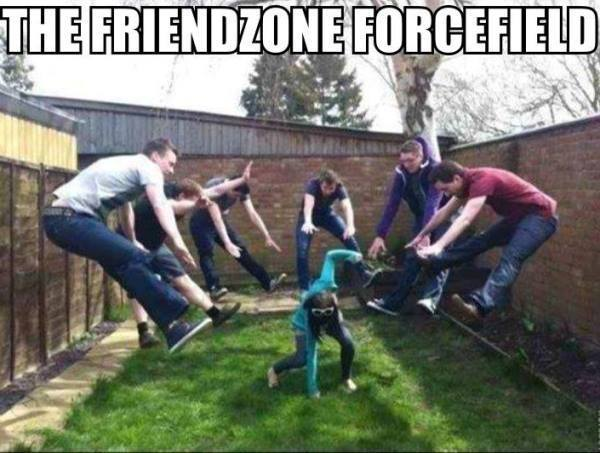 Friendzone Forcefield