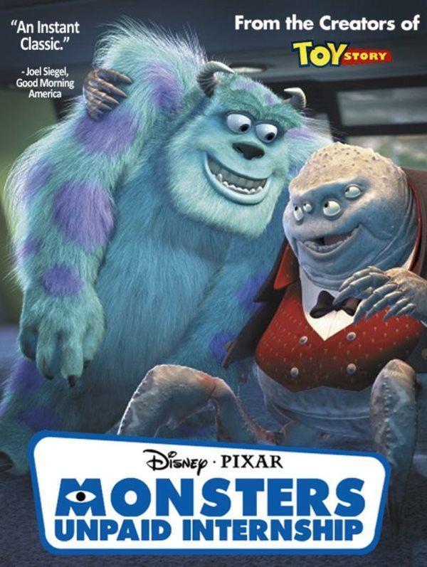 Funny Disney Posters