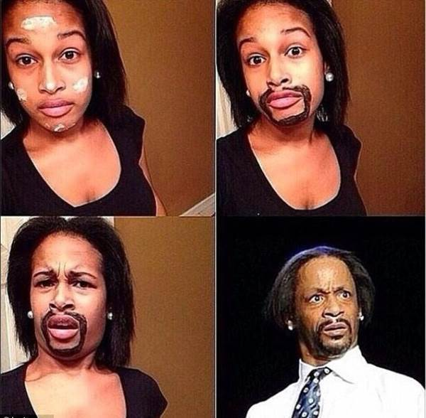 Hilarious Male Make Up Transformations