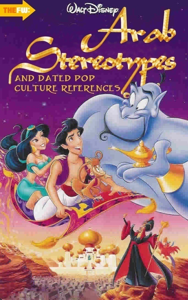 Honest Disney Movie Posters Aladdin