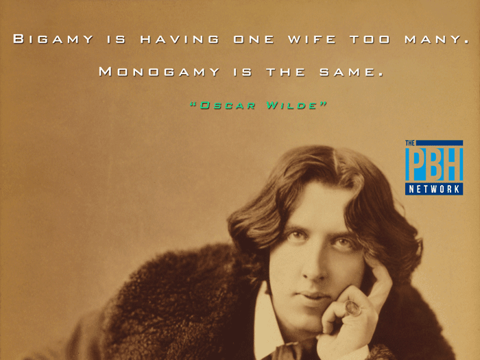 Oscar Wilde On Marriage
