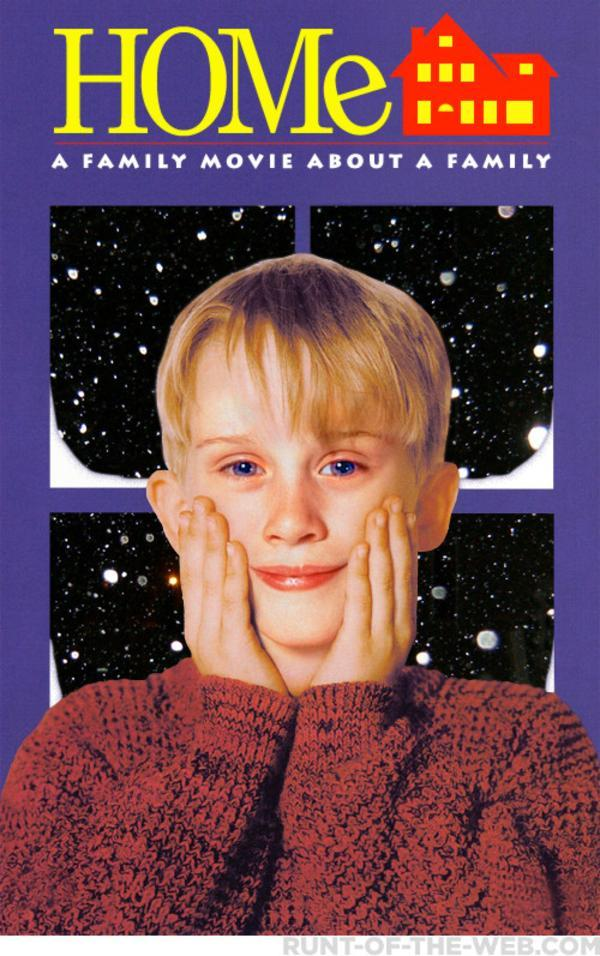 Home Alone the prequel