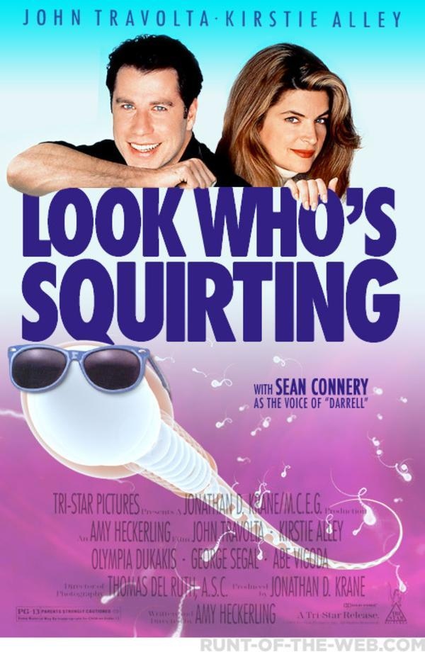 Look Who's Squirting