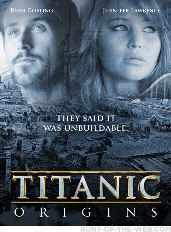 Titanic prequel