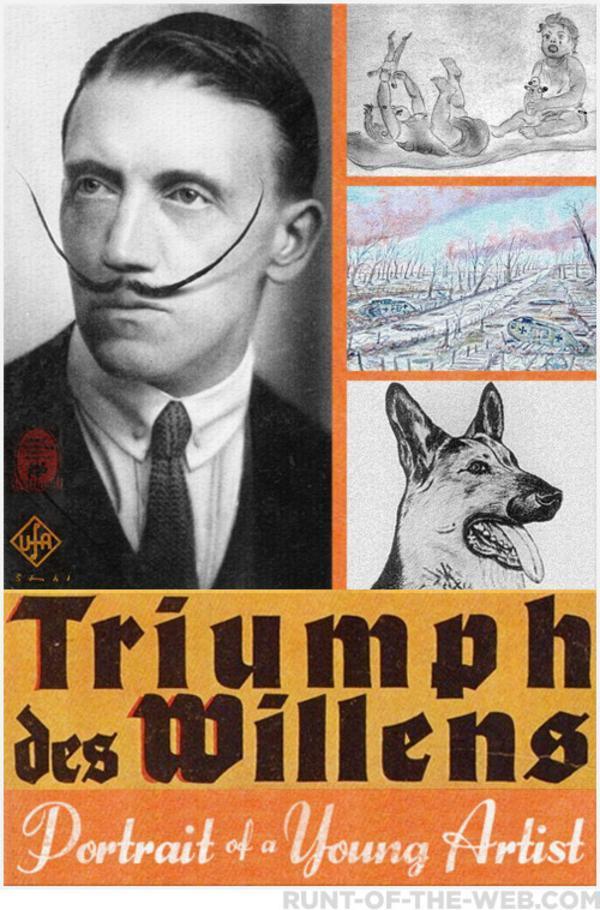 Triumph of the Will prequel