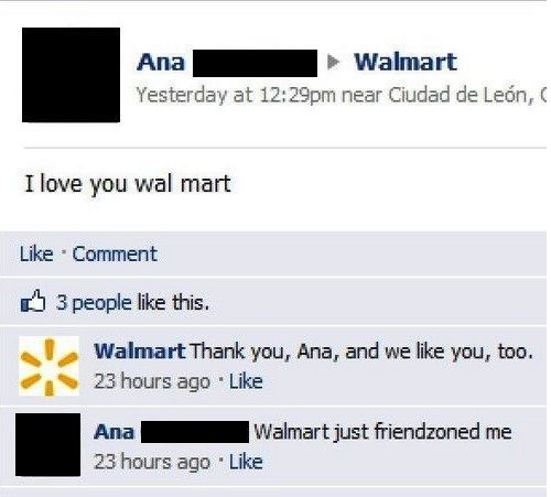 Walmart Zoned