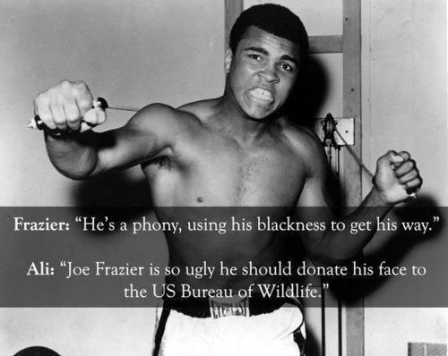 Ali And Frazier