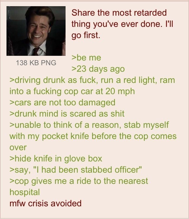 Anon Avoids Being Arrested
