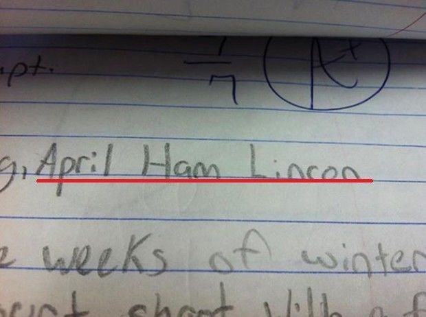 April Ham Lincoln