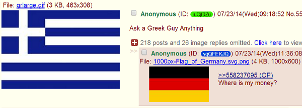 Ask A Greek Person Anything