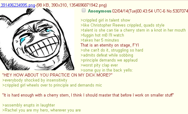 Funniest 4Chan Posts