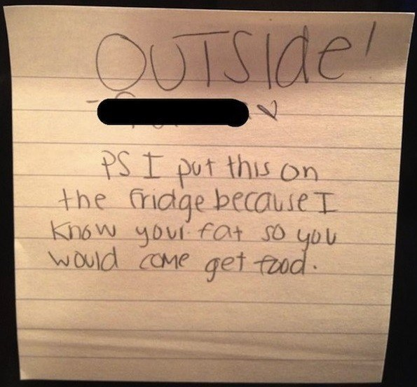 Funniest Kids Notes