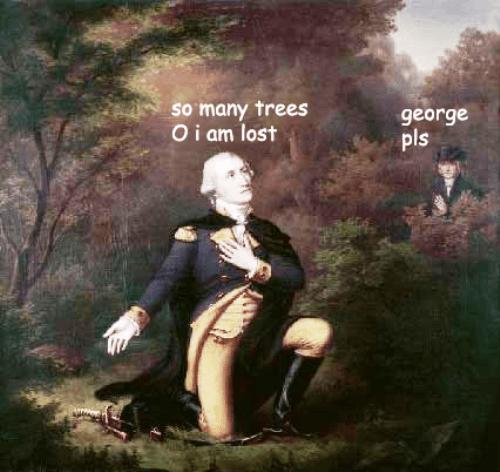 Funny George Washington Memes
