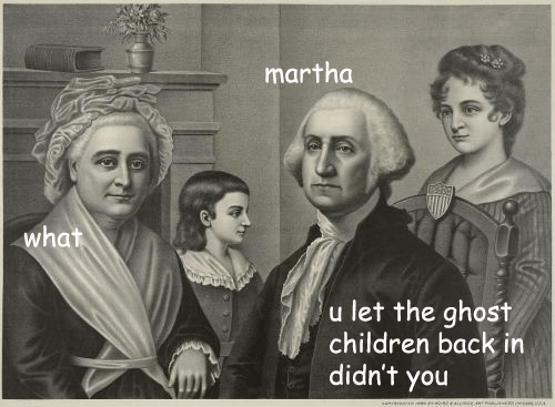 George Washington's Ghost Children