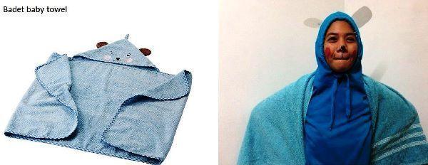 Ikea Baby Towel
