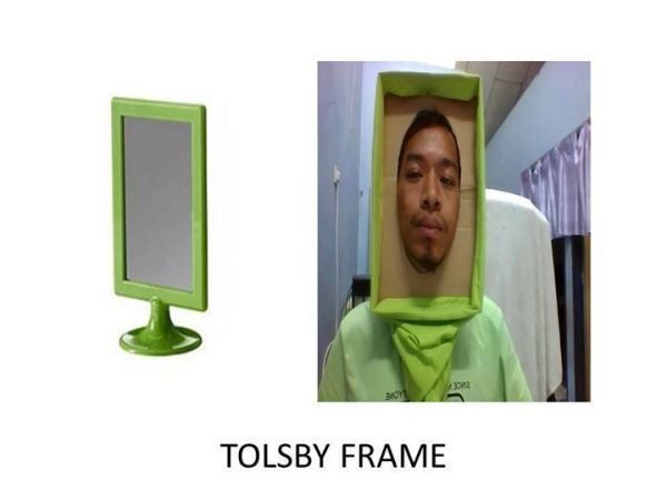 Ikea Costume Contest Tolsby Frame