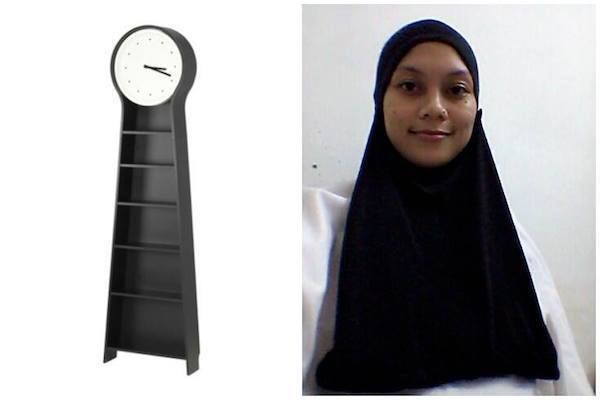 Ikea Look A Like Contest Clock