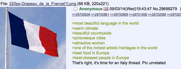 Italy Thread