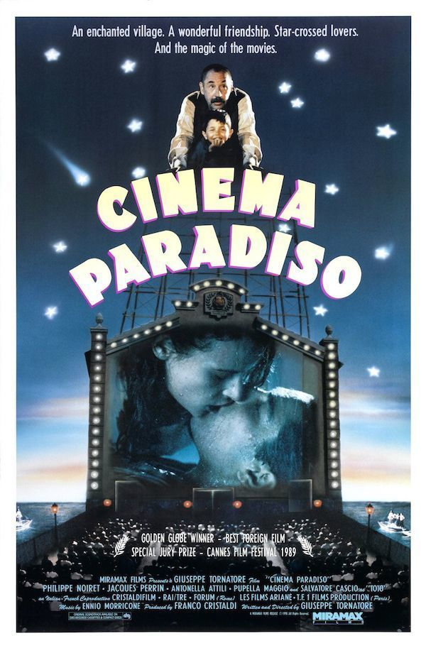 Netflix Queue Cinema Paradiso