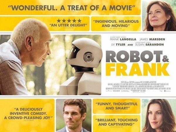 Netflix Robot and Frank