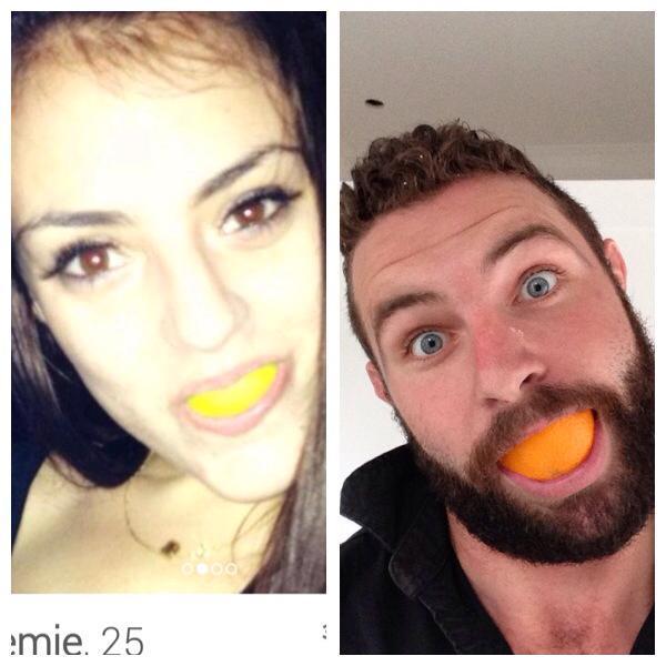 Orange Mouth