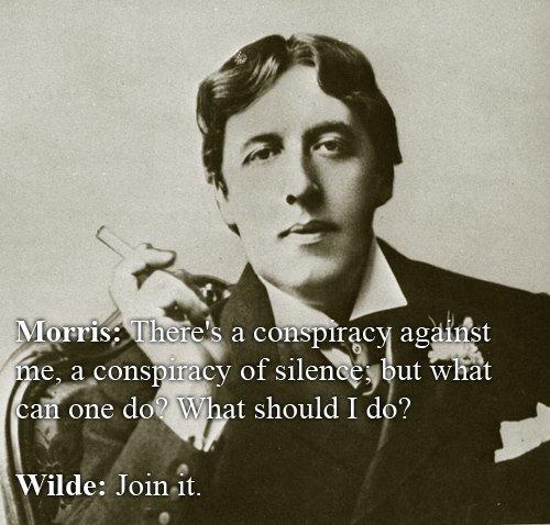 Oscar Wilde Insult