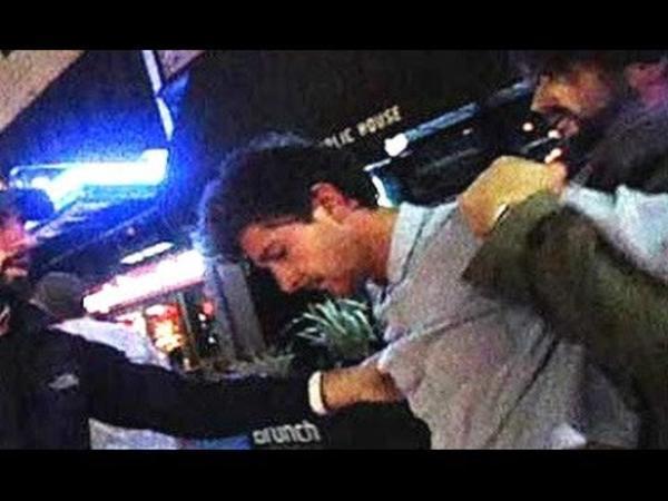 shia-labouff-arrested