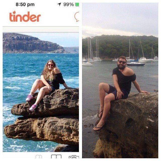 Tinder Photos