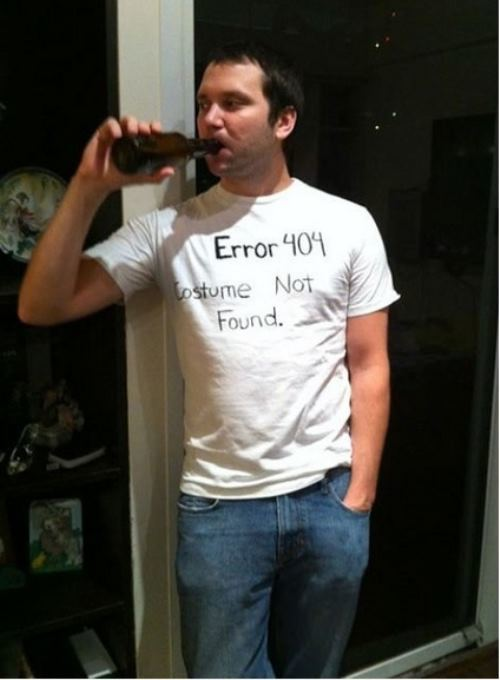 easy halloween costumes cereal killer 404 not found