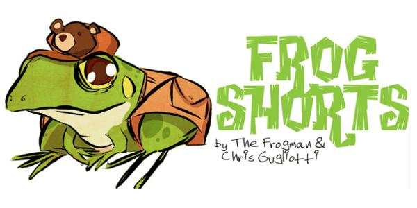 Frog-Shorts