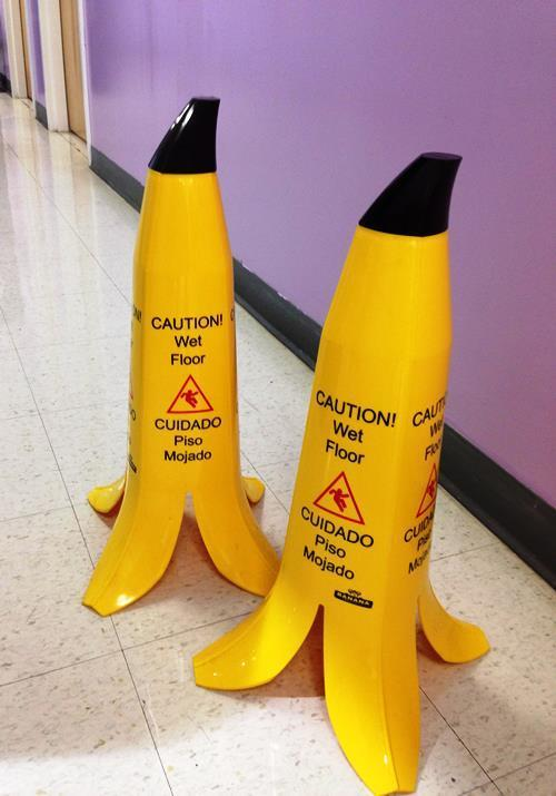 Banana Sign