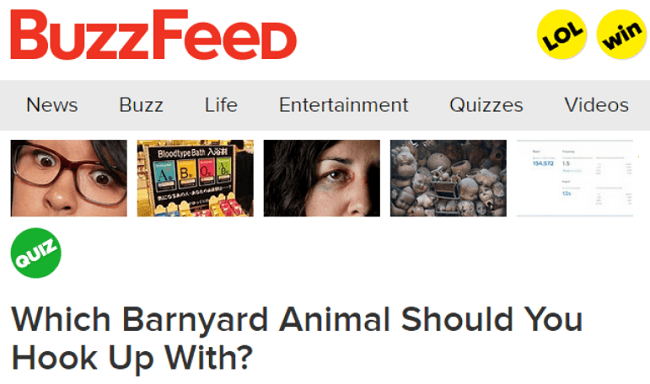 Barnyard Animal Hook Up