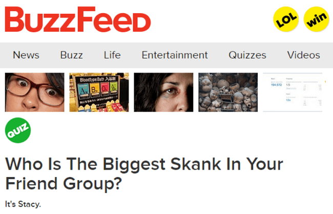 Biggest Skank