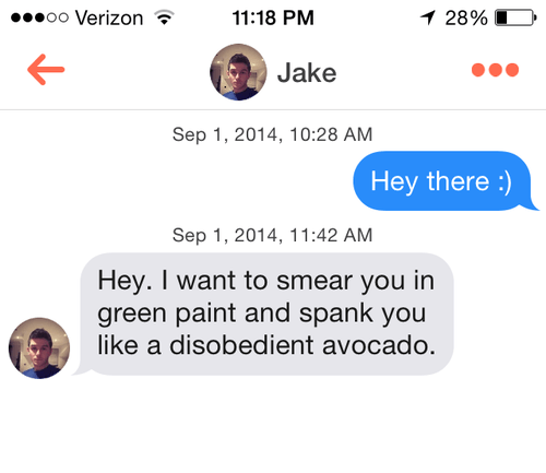 Disobedient Avocado