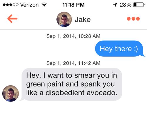 Disobedient Avocado