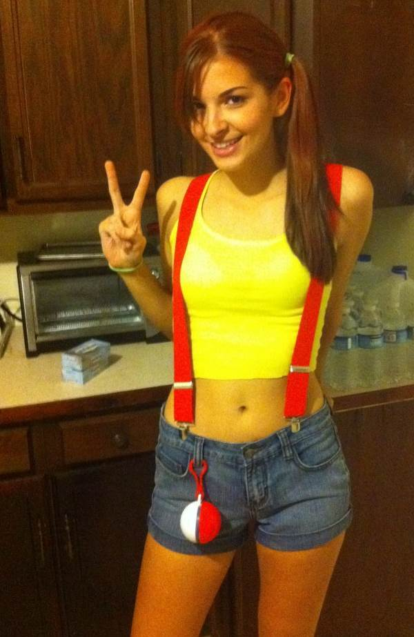 Easy Halloween Costumes Misty