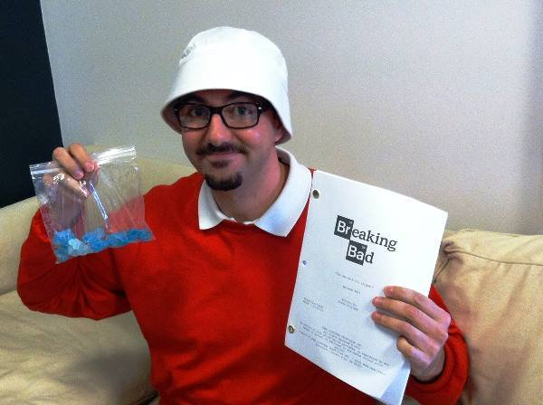 Easy Halloween Costumes Walter White