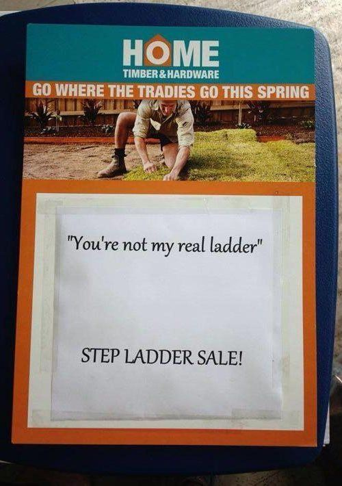 The Funniest Signs Ever