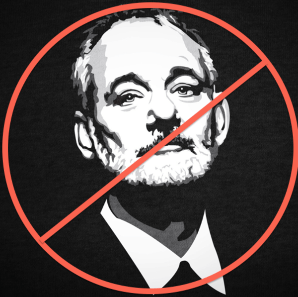 no-Bill-Murray