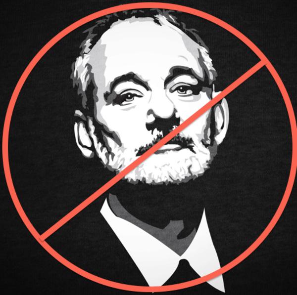 no-Bill-Murray