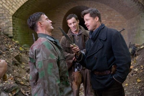 Scene from Word War II