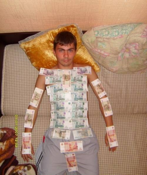 The Ruble King