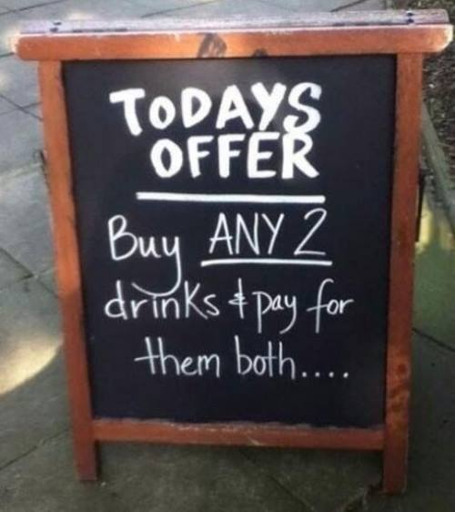 Today's Offer