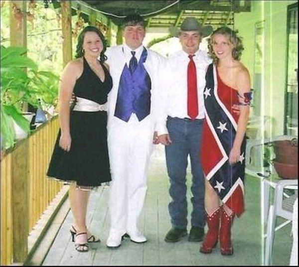 Confederate Prom