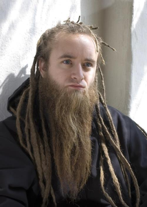 Dwarf With Dreads