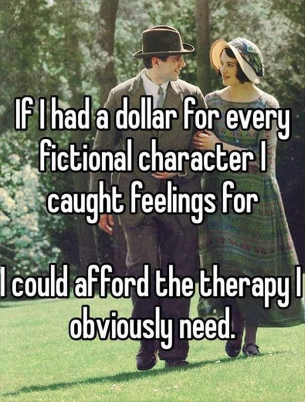 Fictional Characters Funny Pinterest Pictures