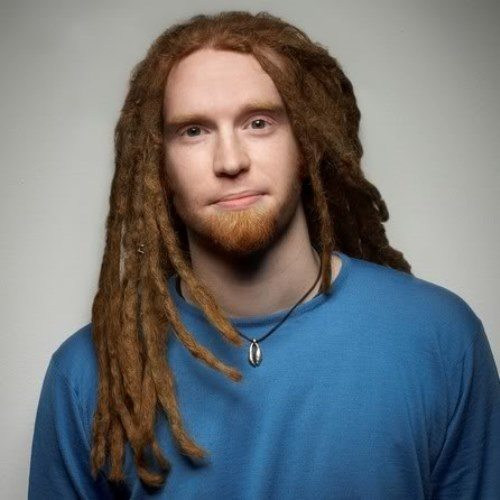 Ginger White Guy With Dreads