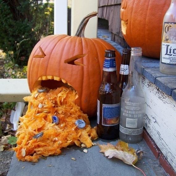 Drunkenly Ruin Halloween