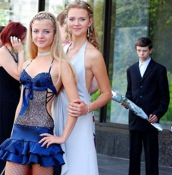 Hilarious Prom Photos